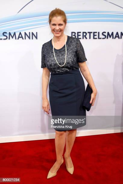 Maxi Biewer attends the 'Bertelsmann Summer Party' at Bertelsmann Repraesentanz on June 22 2017 in Berlin Germany