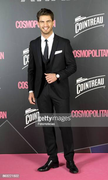 Maxi Iglesias attends the 2017 Cosmpolitan Awards at the Graf club on October 19 2017 in Madrid Spain
