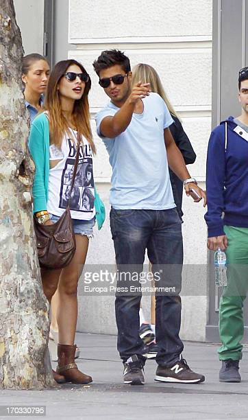 Maxi Iglesias is seen on June 10 2013 in Madrid Spain