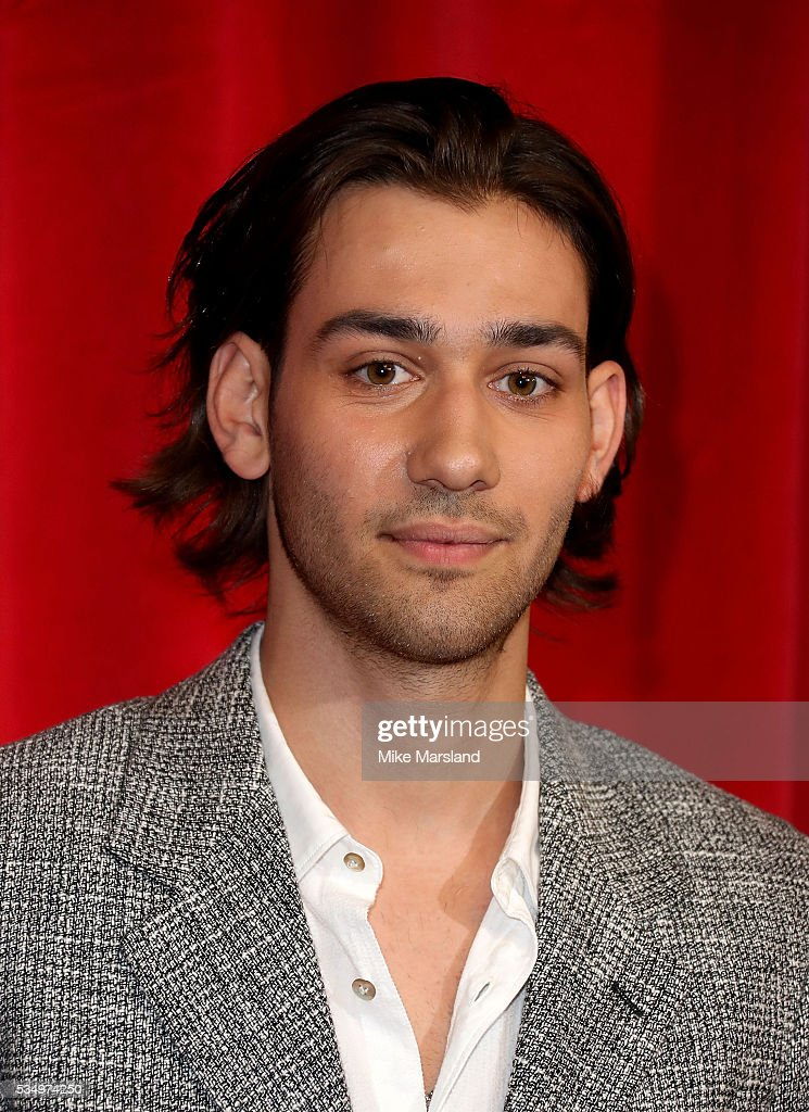 Maxim Baldry attends the British Soap Awards 2016 at Hackney Empire on May 28, 2016 in London, England.