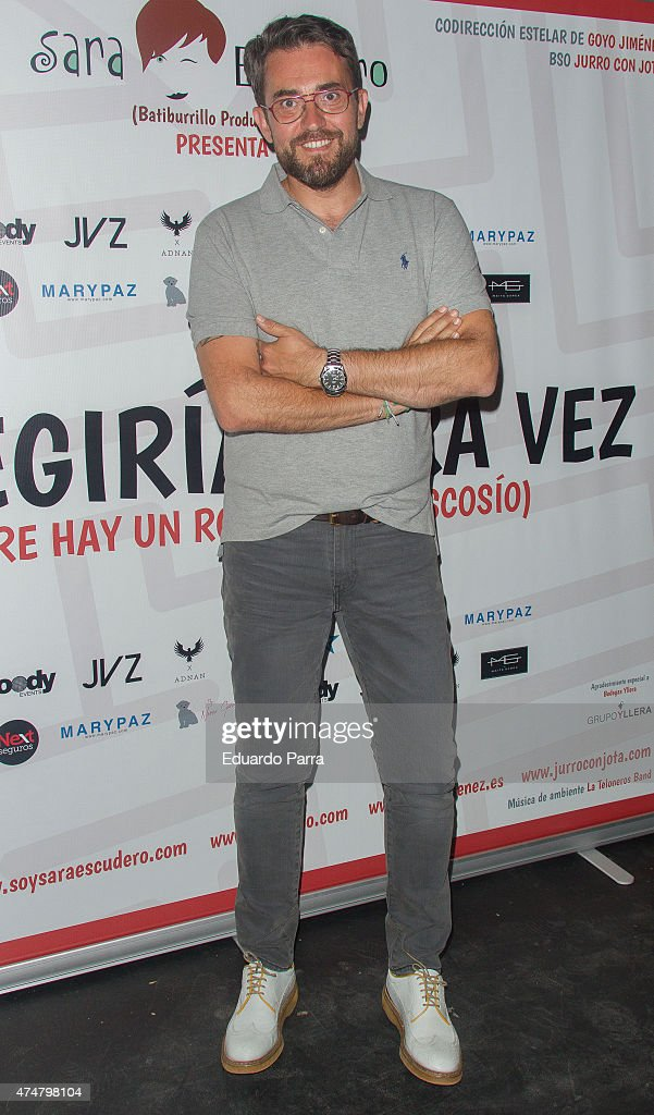 'Te Elegiria Otra Vez' Madrid Premiere