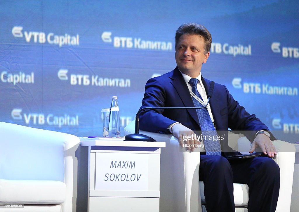 Russia's VTB Capital Forum