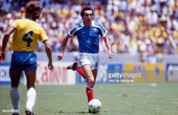 Maxime bossis photos et images de collection getty images - Finale coupe du monde 1986 ...