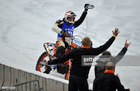 Maxime EMERY Trophe Andros 2011 Finale Pilot Bike Stade de France Photo Dave Winter / Icon Sport