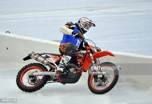 Maxime EMERY Trophe Andros 2011 Qualification Pilot Bike Stade de France Photo Dave Winter / Icon Sport