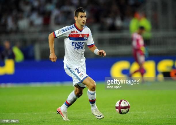 Maxime GONALONS Lyon / Bordeaux 8eme journee de Ligue 1