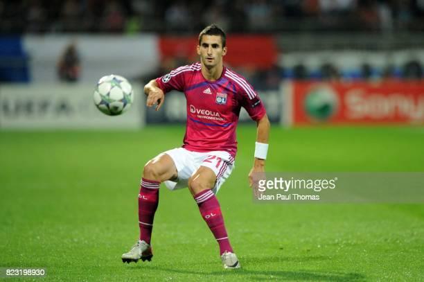 Maxime GONALONS Lyon / Dinamo Zagreb Champions League