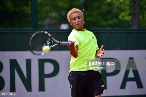 Maxime HAMOU Jour 8 Roland Garros 2013 Photo Dave Winter / Icon Sport
