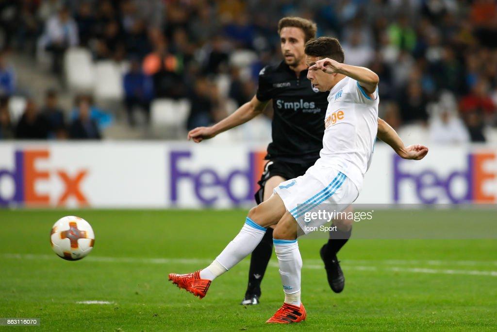 Olympique de Marseille v Vitoria Guimaraes SC - Europa League