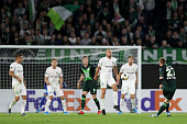 DEU: VfL Wolfsburg v FC Oleksandriya: Group I - UEFA Europa League
