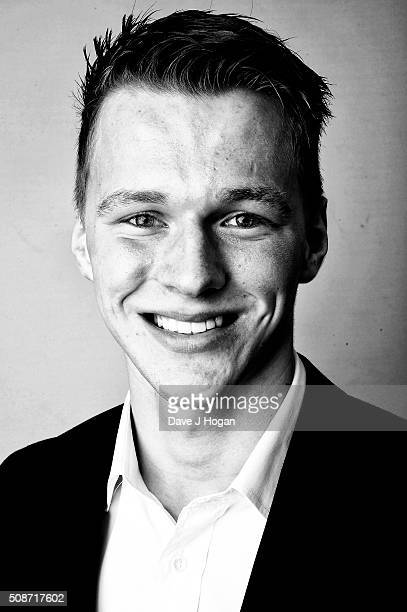 Maximilian Gunther attends the F1 Zoom Auction in aid of the renowned Great Ormond Street Hospital at InterContinental Park Lane Hotel on February 5...