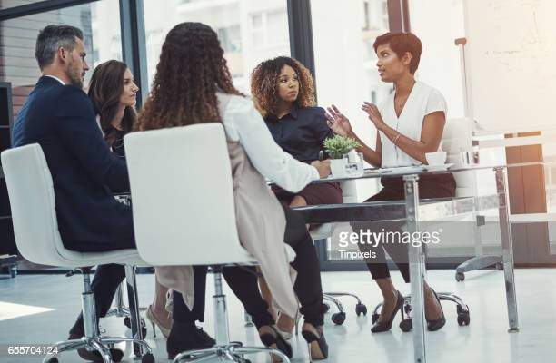 Maximizing on success with productive meetings