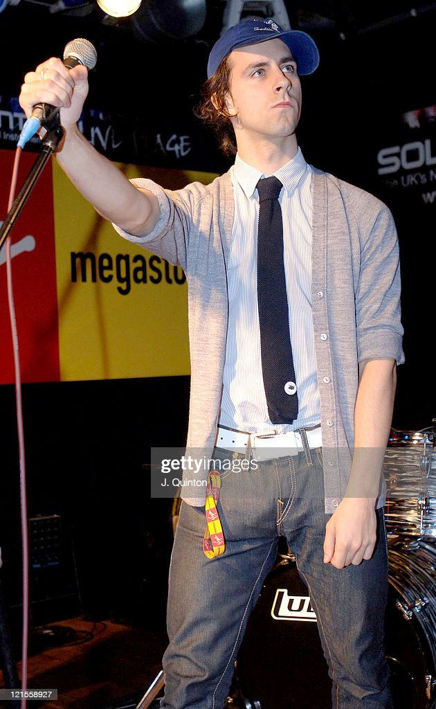 Maximo Park In-Store Performance and Album Signing at Virgin Megastore in