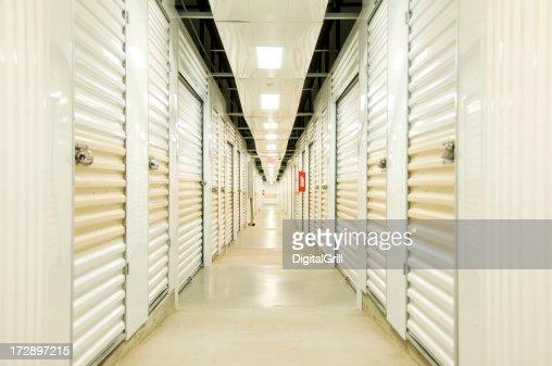Maximum Storage Hall