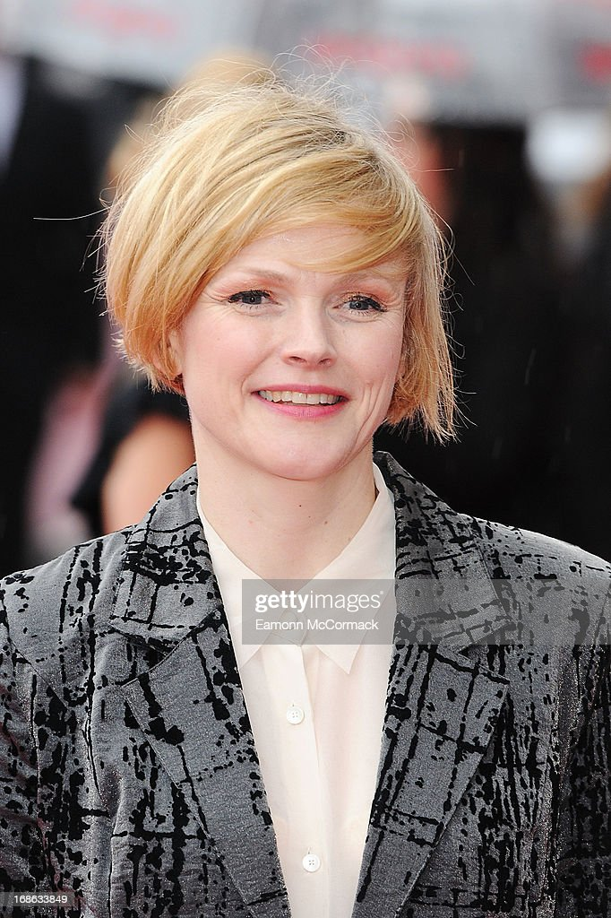 Maxine Peak attends the Arqiva British Academy Television Awards 2013 at the Royal Festival Hall on May 12, 2013 in London, England.