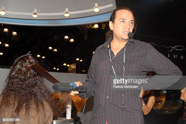 Maxius Booth attends IBS Show Maxius Booth at Jacob Javits Center on May 1 2006 in New York City