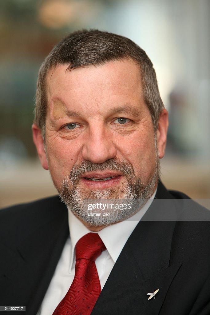 MaxPeter Ratzel Direktor der EUPolizeibehörde Europol