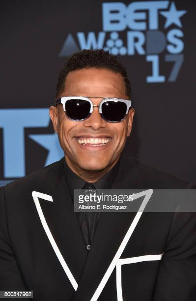 Maxwell at the 2017 BET Awards at Microsoft Square on June 25 2017 in Los Angeles California