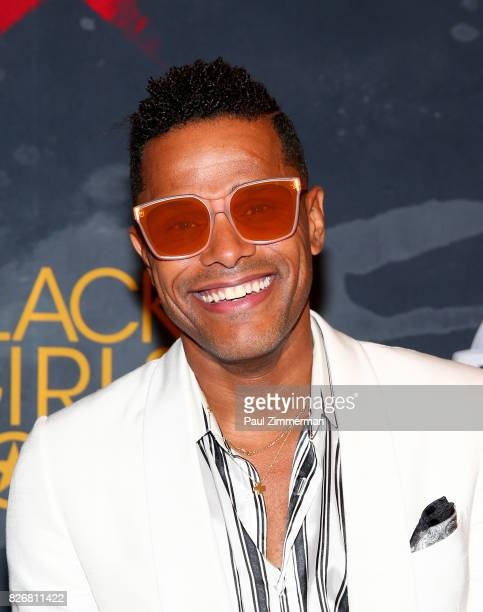 Maxwell attends the 2017 Black Girls Rock at New Jersey Performing Arts Center on August 5 2017 in Newark New Jersey