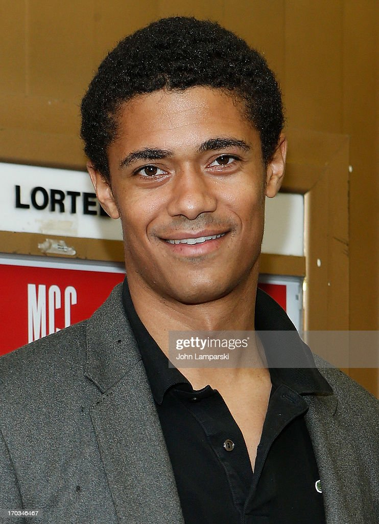 Maxx Brewer attends 'Reasons To Be Happy' Broadway Opening Night at the Lucille Lortel Theatre on June 11, 2013 in New York City.