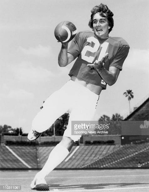 May 02 1980 Miami Florida USA CRIS COLLINSWORTH wide receiver Florida in 1980