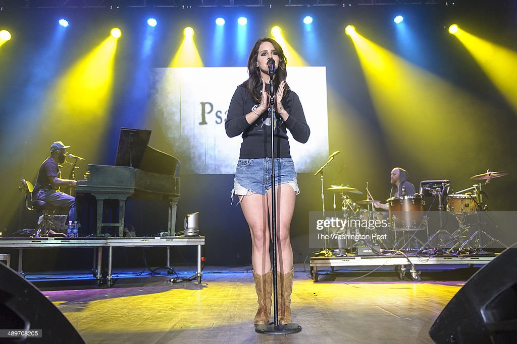 COLUMBIA, MD - May 10th, 2014 - Lana Del Rey performs at the 2014 Sweetlife Festival at Merriweather Post Pavilion in Columbia, MD. Her 2012 album, Born To Die, has sold over 5 million copies worldwide.
