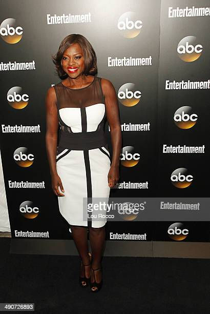 CORPORATE May 13 2014 ABC and Entertainment Weekly threw a huge bash in New York City in honor of the network's new and returning series The party...