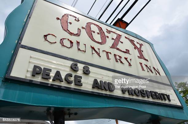 THURMONT MD May 15 Thurmont's Cozy Country Inn opened in 1929 and still owned by the Freeze family has hosted presidents visiting dignitaries the...