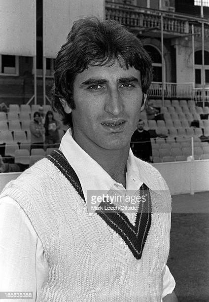 02 May 1977 Cricket at The Oval Surrey v Australia Len Pascoe