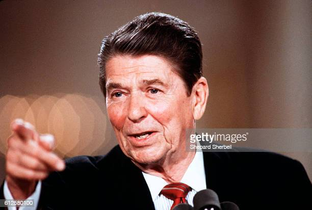 Born the son of a shoe salesman in smalltown Illinois Ronald Reagan moved from being an actor to governor of California to the 40th President of the...