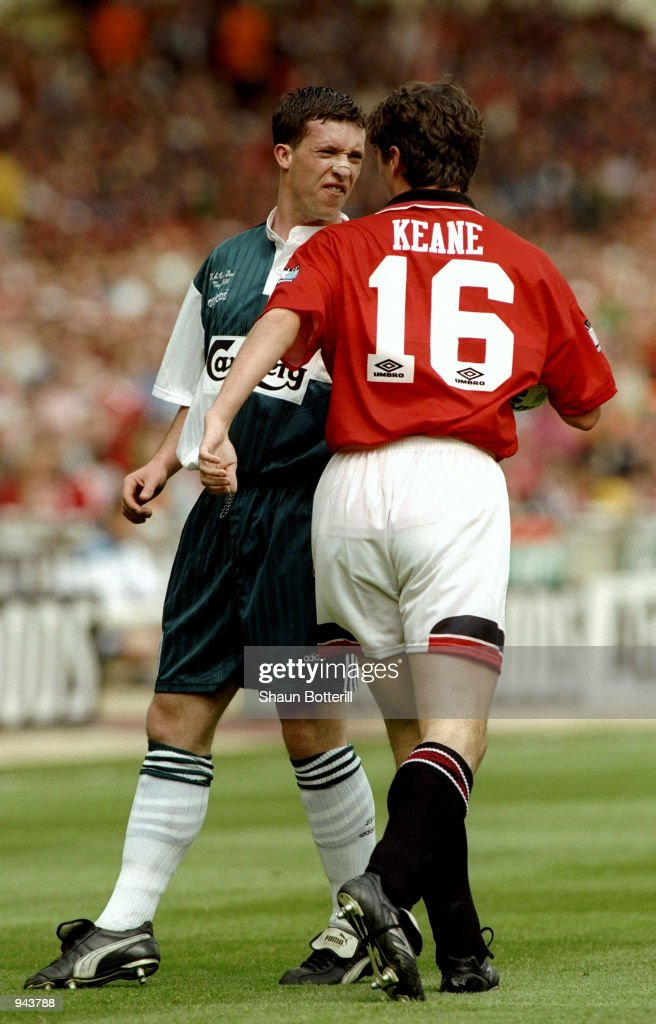 Roy Keane Leaves Manchester United Under Mutual Agreement
