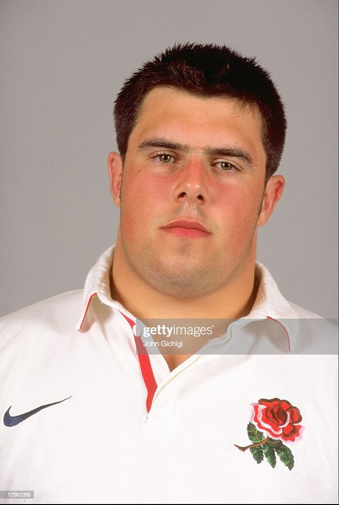 Portrait of Duncan Bell of England during a photocall at Twickenham in London England Mandatory Credit John Gichigi /Allsport
