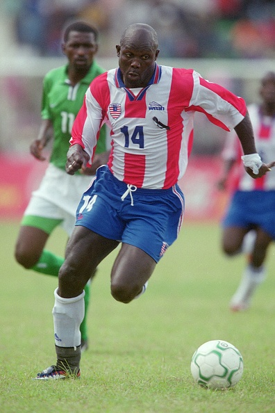 George Weah Stock Photos and Pictures | Getty Images