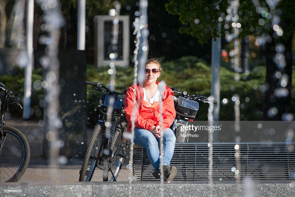 May 2016 - After a relatively cold period of several weeks temperatures have risen at the start of the weekend up to 21 degrees in the center of Poland signifying the start of Spring.