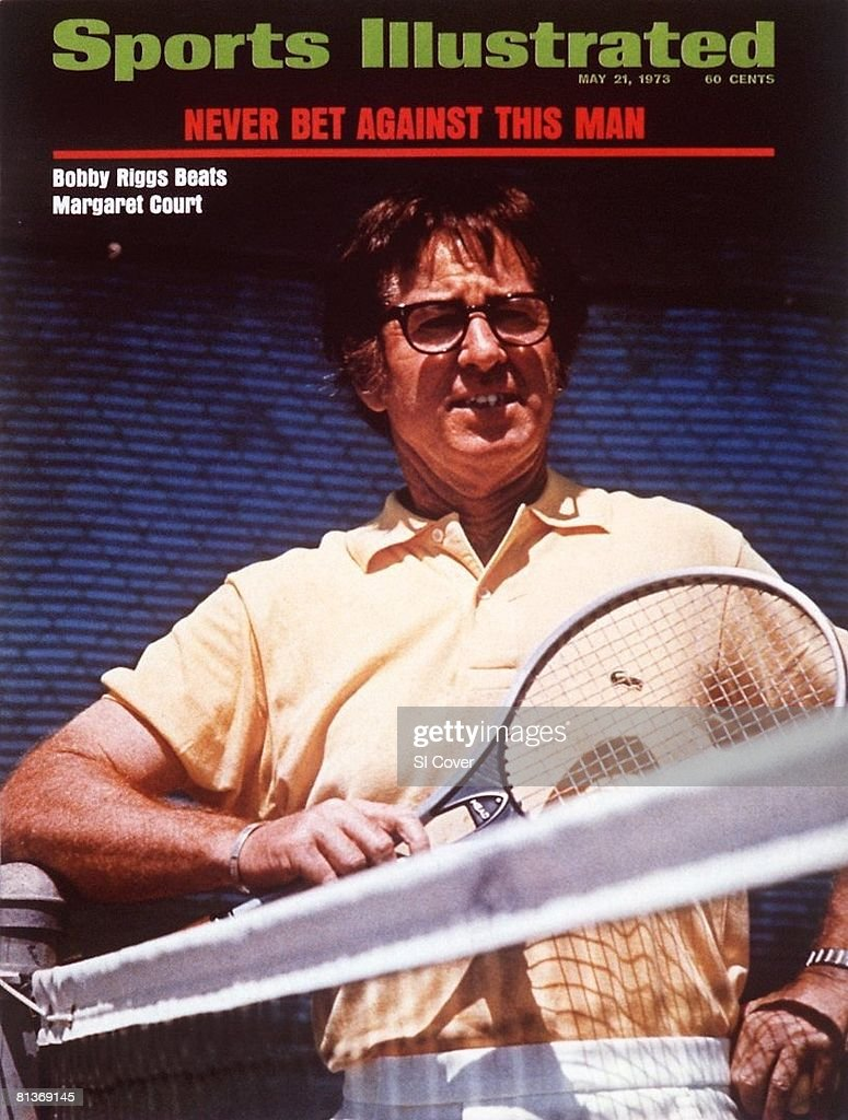 Bobby Riggs 1973 Battle of the es