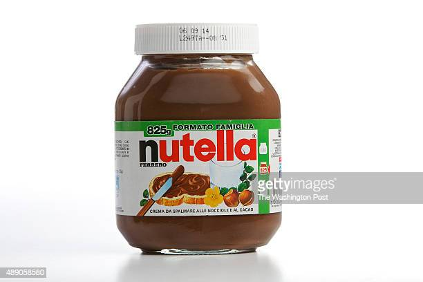 Nutella photographed on May 28 2014 in Washington DC