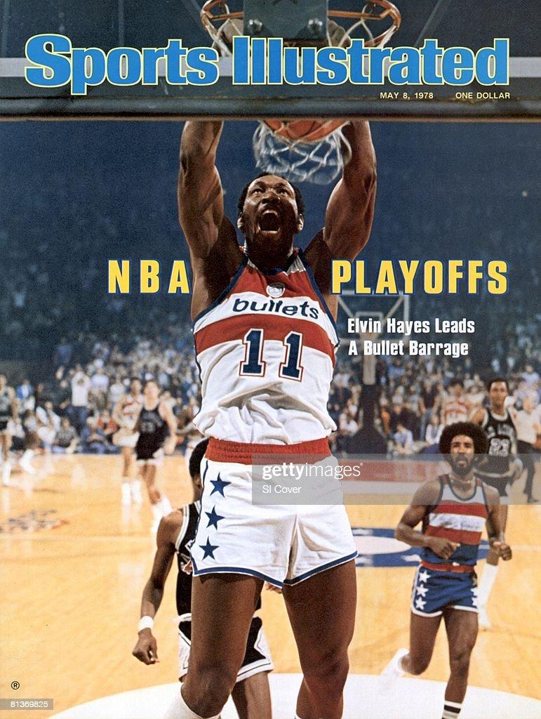 Washington Bullets Elvin Hayes 1978 NBA Eastern Conference