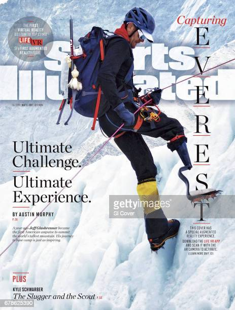 Mountain Climbing Jeff Glasbrenner climbing at Khumbu Ice Falls on Mount Everest Glasbrenner who lost his lower right leg in a childhood accident has...