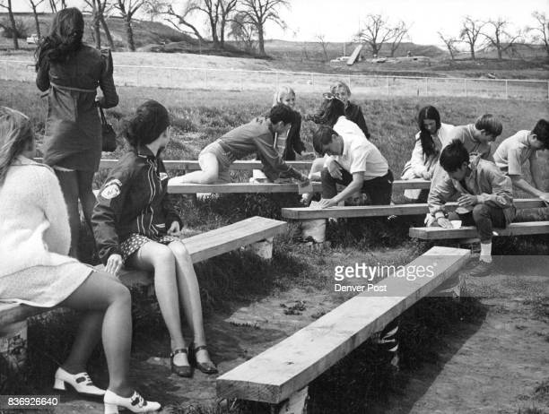 MAY 8 1970 May 9 1970 MAY 13 1970 North Arvada Junior High School It Was CleanUp Day For Students At North Arvada High School Dean Ann Webb Kathy...