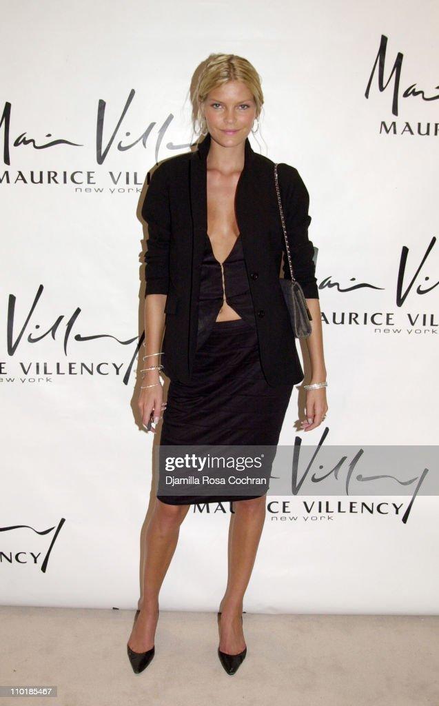 Mercedes-Benz Fashion Week Spring 2004 - Alice Roi - Backstage