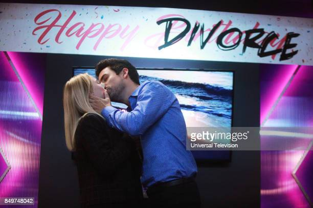 PROJECT 'May Divorce Be with You' Episode 603 Pictured Rebecca Rittenhouse as Anna Ed Weeks as Jeremy Reed