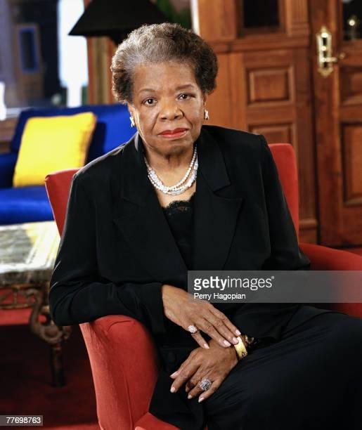 Maya Angelou Maya Angelou by Perry Hagopian Maya Angelou People December 1 2004