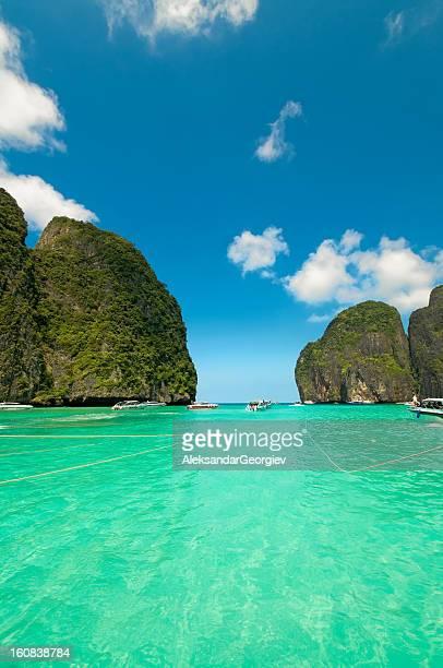 Maya Bay Ko PhiPhi Le in Thailand