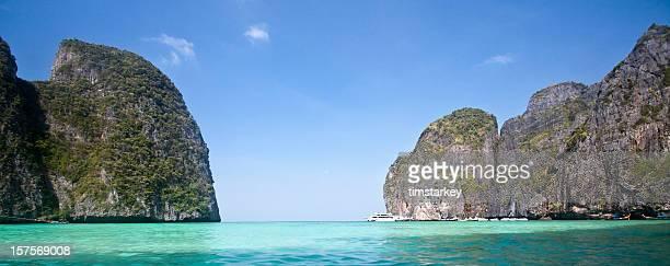 maya Bay, Thailand, panorama