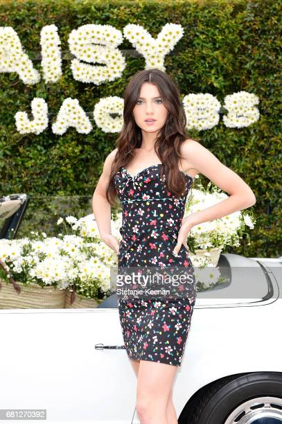 Maya Henry attends Marc Jacobs Fragrances and Kaia Gerber Celebrate DAISY on May 9 2017 in Beverly Hills California