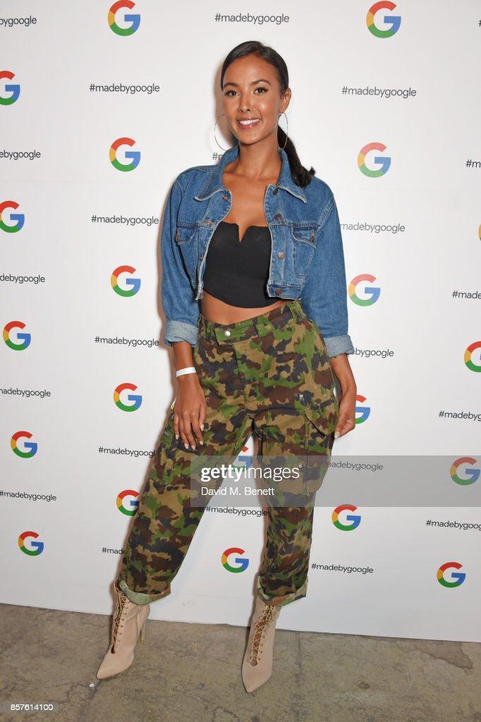 Google Pixel 2 Launch At Selfridges