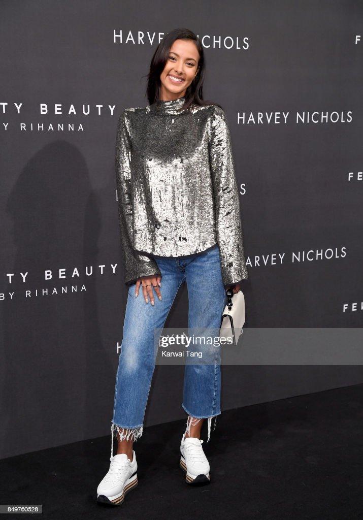 'FENTY Beauty' By Rihanna - Red Carpet Arrivals
