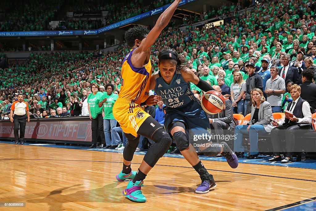 2016 WNBA Finals - Game Five