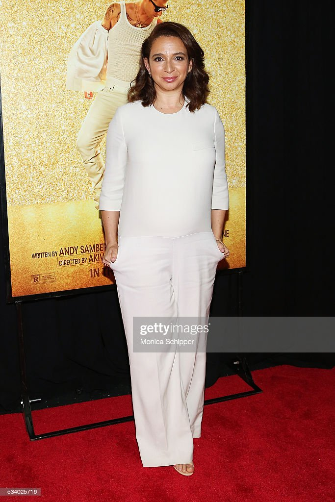 <a gi-track='captionPersonalityLinkClicked' href=/galleries/search?phrase=Maya+Rudolph&family=editorial&specificpeople=857236 ng-click='$event.stopPropagation()'>Maya Rudolph</a> attends 'Popstar: Never Stop Never Stopping' New York Premiere at AMC Loews Lincoln Square 13 theater on May 24, 2016 in New York City.