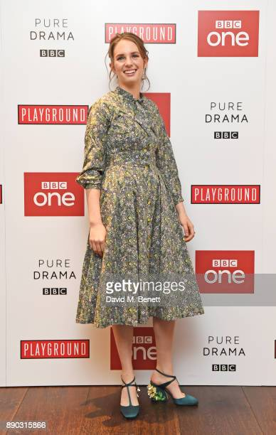 Maya ThurmanHawke attends a special screening of new BBC drama 'Little Women' at The Soho Hotel on December 11 2017 in London England
